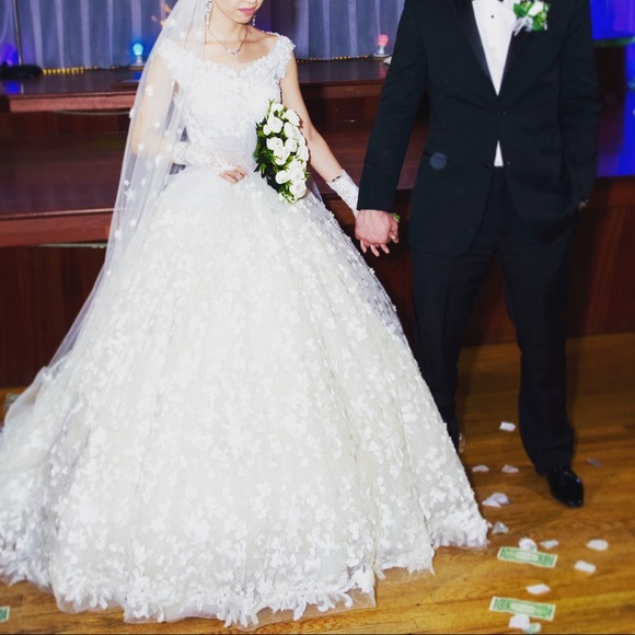 Wedding Dresses From Europe
